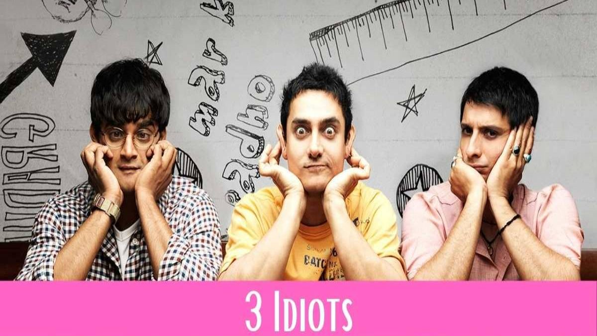 3 Idiots Full Movie Download and Hd 480p   720p in Hindi