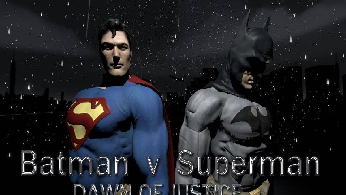 Batman vs. Superman Dawn of Justice 2016 Hindi
