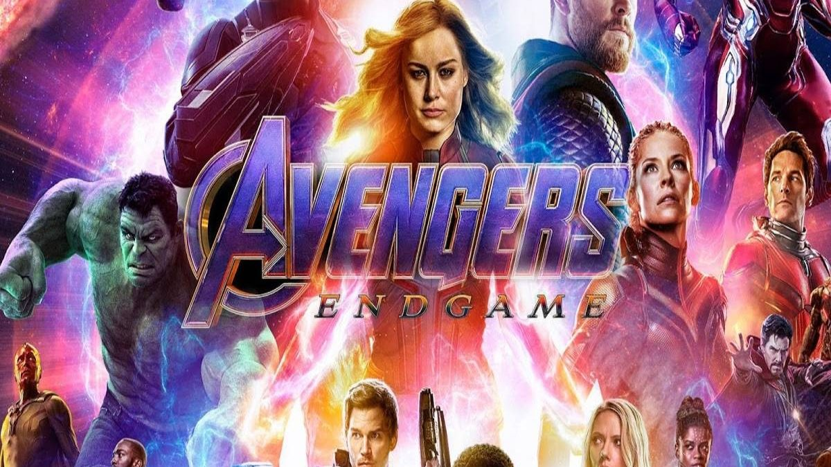 Download and Watch Avengers Endgame (2019)in Dual Audio Hindi