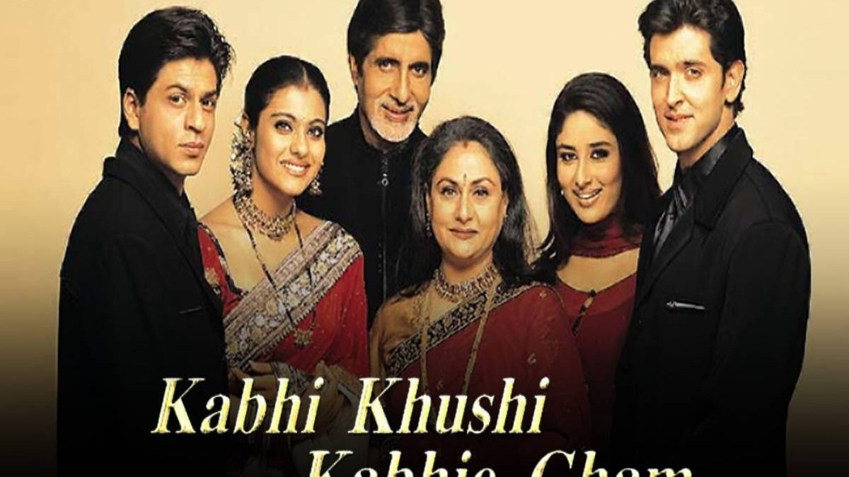 Kabhi Khushi Kabhi Gham Full Movie Watch and Download