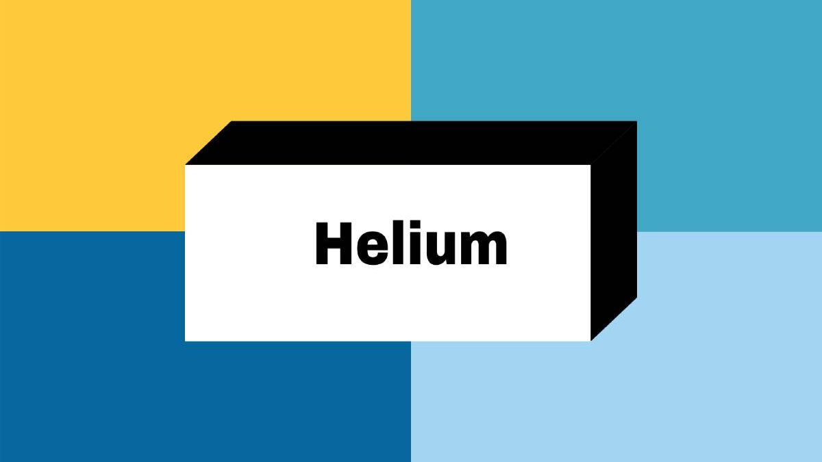 What is the Helium? – Definition, Uses, and More