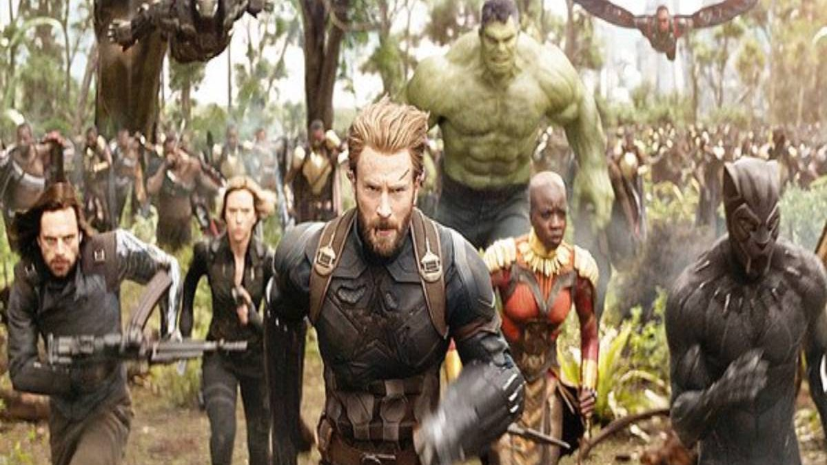 Watch and Download  Avengers Infinity War the Full Movie