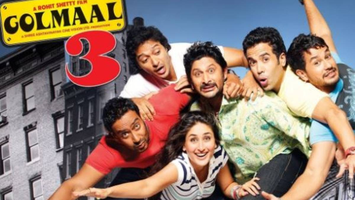 Golmaal 3 (2010) Movie: Watch and Download Full Movie