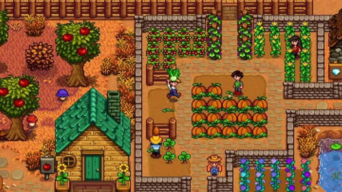 What Language Did Programmers Use To Write the Stardew Valley? – Fixed