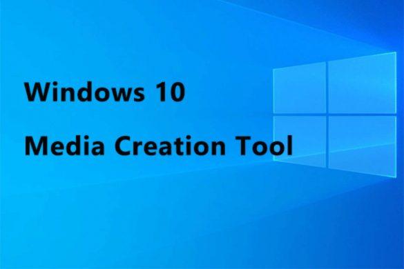 Windows Media Creates Tool