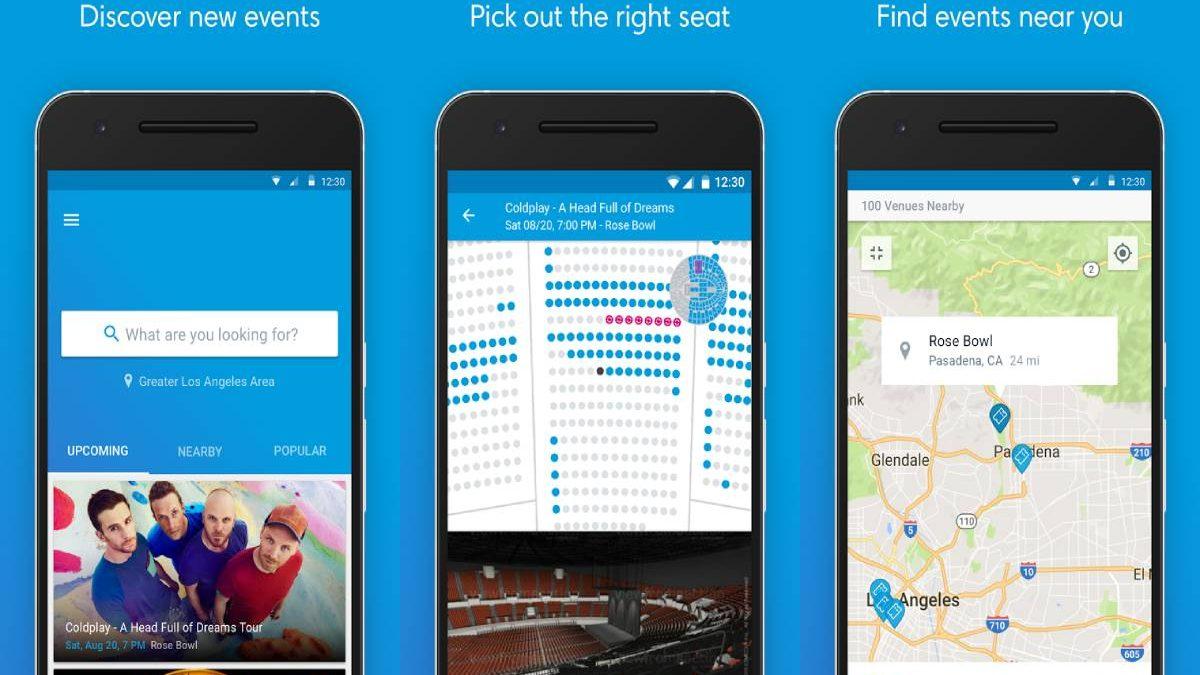 Best Online Ticket Buying Apps
