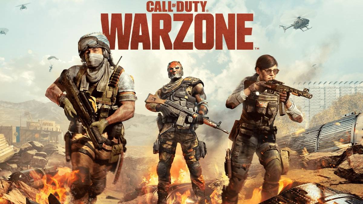 Warzone game is your best friend during tough times!